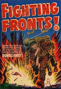 Cover Thumbnail for Fighting Fronts (Harvey, 1952 series) #4