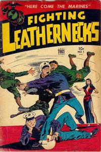 Cover Thumbnail for Fighting Leathernecks (Toby, 1952 series) #1