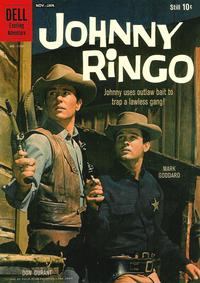 Cover Thumbnail for Four Color (Dell, 1942 series) #1142 - Johnny Ringo