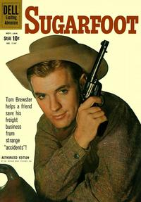 Cover for Four Color (Dell, 1942 series) #1147 - Sugarfoot
