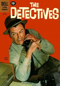 Cover Thumbnail for Four Color (Dell, 1942 series) #1168 - The Detectives
