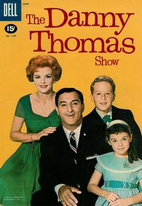 Cover Thumbnail for Four Color (Dell, 1942 series) #1180 - The Danny Thomas Show