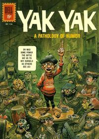 Cover Thumbnail for Four Color (Dell, 1942 series) #1186 - Yak Yak