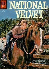 Cover Thumbnail for Four Color (Dell, 1942 series) #1195 - National Velvet