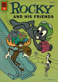 Cover Thumbnail for Four Color (Dell, 1942 series) #1208 - Rocky and His Friends
