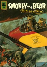 Cover Thumbnail for Four Color (Dell, 1942 series) #1214 - Smokey the Bear Nature Stories