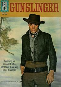 Cover Thumbnail for Four Color (Dell, 1942 series) #1220 - Gunslinger