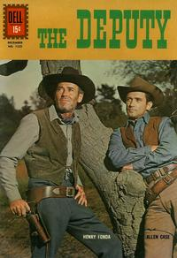 Cover for Four Color (Dell, 1942 series) #1225 - The Deputy