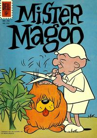 Cover for Four Color (Dell, 1942 series) #1235 - Mister Magoo
