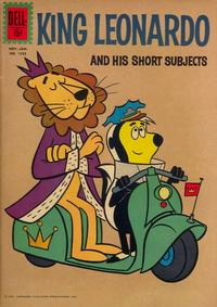 Cover Thumbnail for Four Color (Dell, 1942 series) #1242 - King Leonardo and His Short Subjects