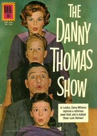 Cover Thumbnail for Four Color (Dell, 1942 series) #1249 - The Danny Thomas Show