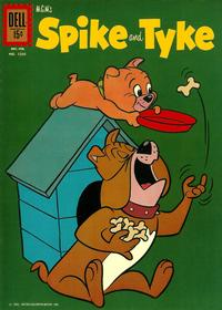 Cover Thumbnail for Four Color (Dell, 1942 series) #1266 - M.G.M's Spike and Tyke