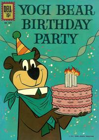 Cover Thumbnail for Four Color (Dell, 1942 series) #1271 - Yogi Bear Birthday Party
