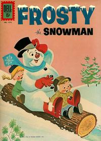 Cover for Four Color (Dell, 1942 series) #1272 - Frosty the Snowman