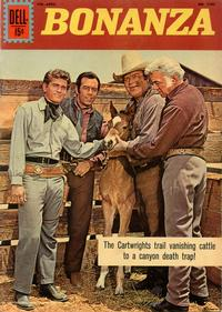 Cover Thumbnail for Four Color (Dell, 1942 series) #1283 - Bonanza