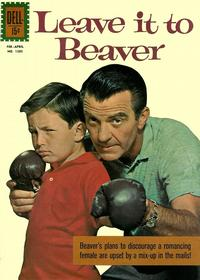 Cover Thumbnail for Four Color (Dell, 1942 series) #1285 - Leave It to Beaver