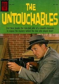 Cover Thumbnail for Four Color (Dell, 1942 series) #1286 - The Untouchables