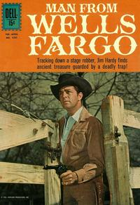 Cover Thumbnail for Four Color (Dell, 1942 series) #1287 - Man from Wells Fargo