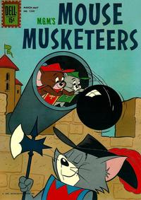 Cover Thumbnail for Four Color (Dell, 1942 series) #1290 - M.G.M.'s Mouse Musketeers