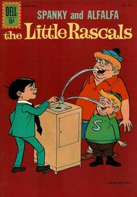Cover Thumbnail for Four Color (Dell, 1942 series) #1297 - The Little Rascals