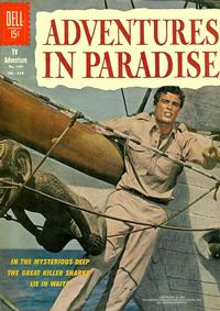 Cover Thumbnail for Four Color (Dell, 1942 series) #1301 - Adventures in Paradise