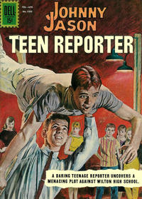 Cover Thumbnail for Four Color (Dell, 1942 series) #1302 - Johnny Jason Teen Reporter
