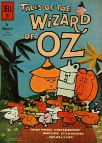 Cover Thumbnail for Four Color (Dell, 1942 series) #1308 - Tales of the Wizard of Oz