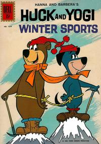 Cover Thumbnail for Four Color (Dell, 1942 series) #1310 - Huck and Yogi Winter Sports