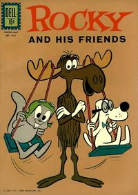 Cover for Four Color (Dell, 1942 series) #1311 - Rocky and His Friends