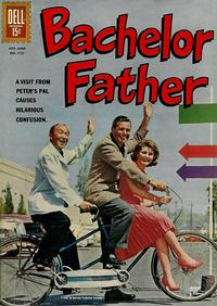 Cover Thumbnail for Four Color (Dell, 1942 series) #1332 - Bachelor Father