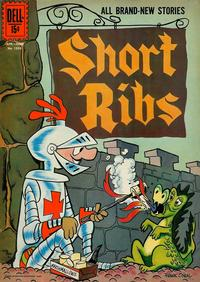 Cover Thumbnail for Four Color (Dell, 1942 series) #1333 - Short Ribs