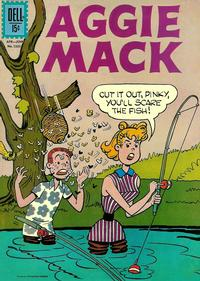 Cover Thumbnail for Four Color (Dell, 1942 series) #1335 - Aggie Mack