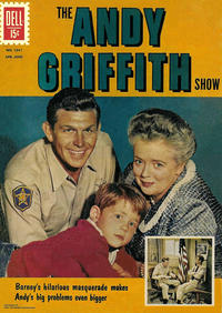Cover for Four Color (Dell, 1942 series) #1341 - Andy Griffith