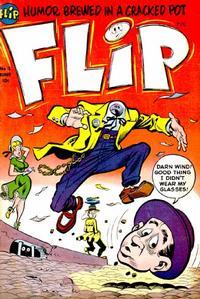 Cover Thumbnail for Flip (Harvey, 1954 series) #2
