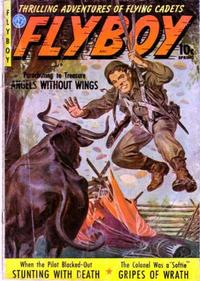 Cover Thumbnail for Flyboy (Ziff-Davis, 1952 series) #1