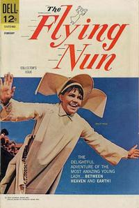 Cover Thumbnail for The Flying Nun (Dell, 1968 series) #1