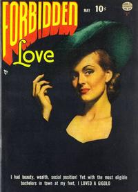Cover Thumbnail for Forbidden Love (Quality Comics, 1950 series) #2