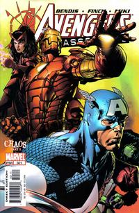 Cover Thumbnail for Avengers (Marvel, 1998 series) #501 [Direct Edition]