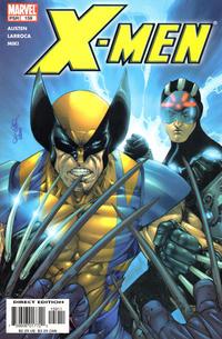 Cover Thumbnail for X-Men (Marvel, 2004 series) #159