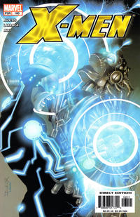 Cover Thumbnail for X-Men (Marvel, 2004 series) #160