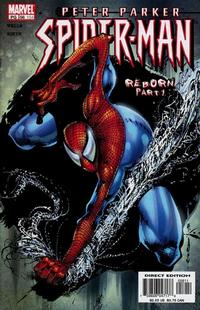 Cover Thumbnail for Peter Parker: Spider-Man (Marvel, 1999 series) #56 (154)