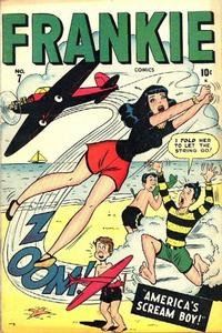 Cover Thumbnail for Frankie Comics (Marvel, 1946 series) #7
