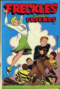 Cover Thumbnail for Freckles (Pines, 1947 series) #5