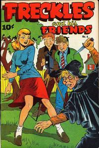 Cover Thumbnail for Freckles (Pines, 1947 series) #6