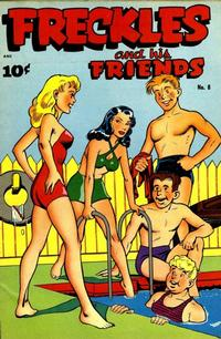 Cover Thumbnail for Freckles (Pines, 1947 series) #8