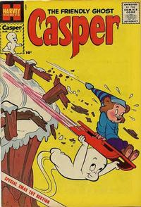 Cover Thumbnail for The Friendly Ghost, Casper (Harvey, 1958 series) #7