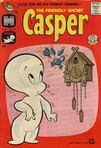 Cover Thumbnail for The Friendly Ghost, Casper (Harvey, 1958 series) #19