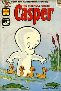 Cover Thumbnail for The Friendly Ghost, Casper (Harvey, 1958 series) #23