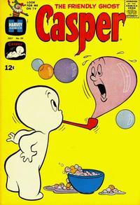 Cover Thumbnail for The Friendly Ghost, Casper (Harvey, 1958 series) #59