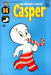Cover Thumbnail for The Friendly Ghost, Casper (Harvey, 1958 series) #60